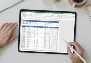 Bereken de verblijfskosten in Excel