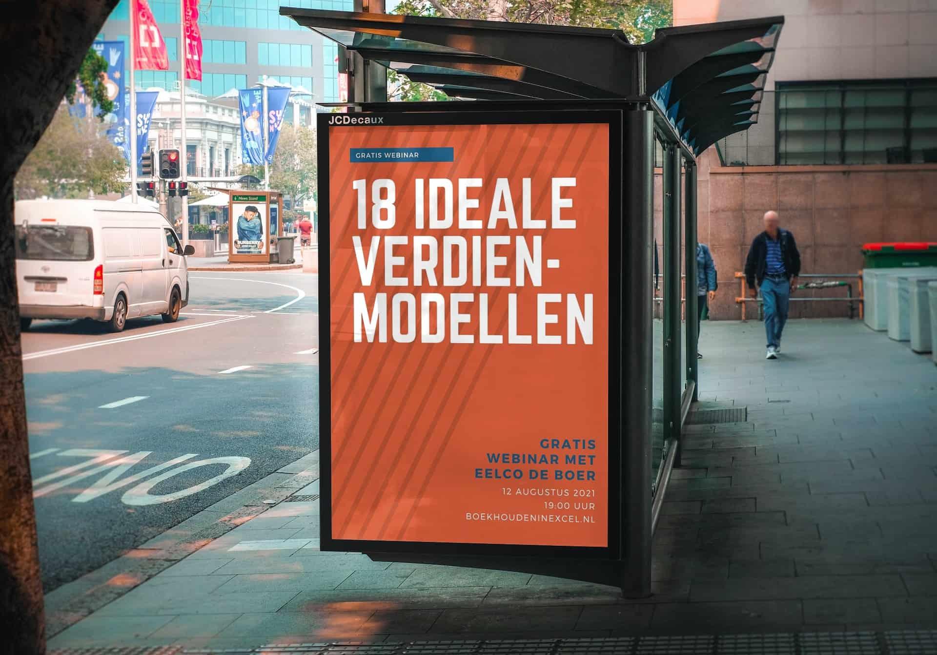 18 ideale verdienmodellen webinar