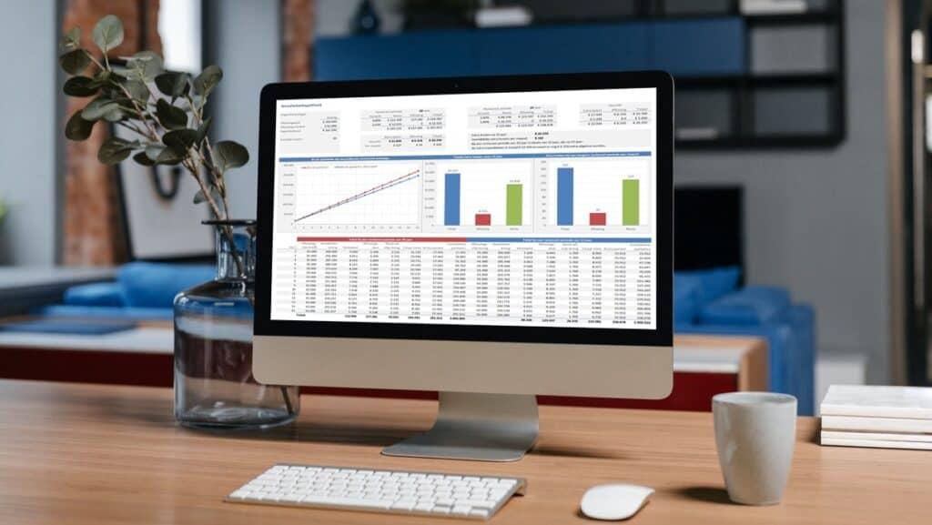 Rentevaste periodes vergelijken in Excel