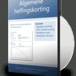 Algemene heffingskorting in Excel berekenen