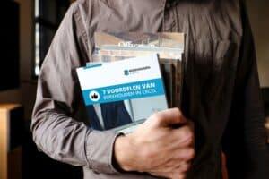 7 voordelen van Boekhouden in Excel - download gratis brochure