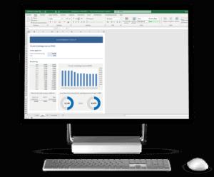 Zelf de oudedagsreserve berekenen in Excel