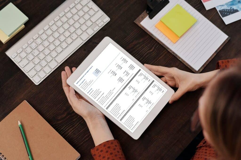 Netto rendement vermogen box 3 berekenen in Excel