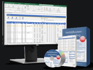 Verblijfskostenvergoeding Pro Software Bundel