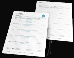 Excel weekstaten maken voorbeeld