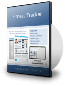 Fitness Tracker in Excel